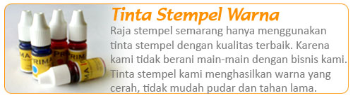 Tinta Stempel